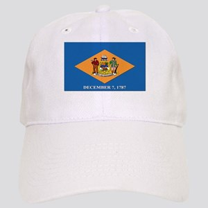 Flag of Delaware Cap