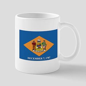 Flag of Delaware Mug
