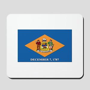 Flag of Delaware Mousepad