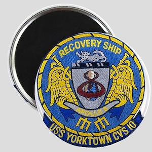 USS Yorktown Apollo 8 Magnet