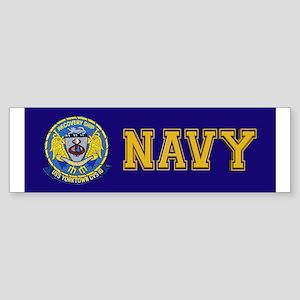 USS Yorktown Apollo 8 Sticker (Bumper)