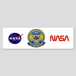 NASA Apollo 8 Sticker (Bumper)