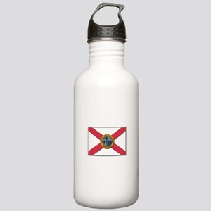Flag of Florida Stainless Water Bottle 1.0L