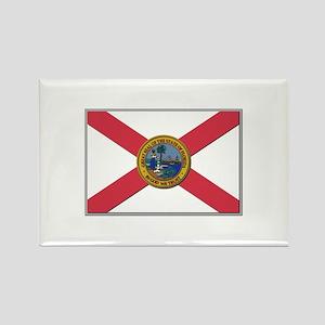 Flag of Florida Rectangle Magnet
