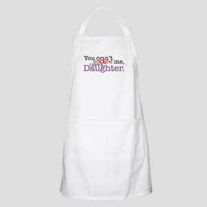I have a daughter Apron