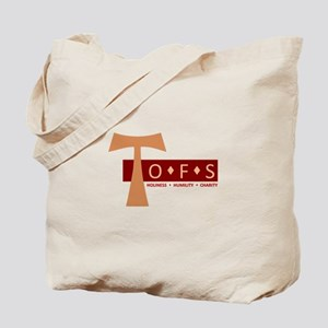 OFS Secular Franciscan Tote Bag