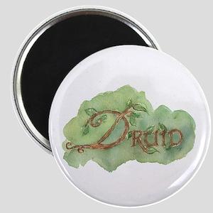 "Druid 2.25"" Magnet"