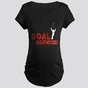 Goal Oriented Maternity T-Shirt