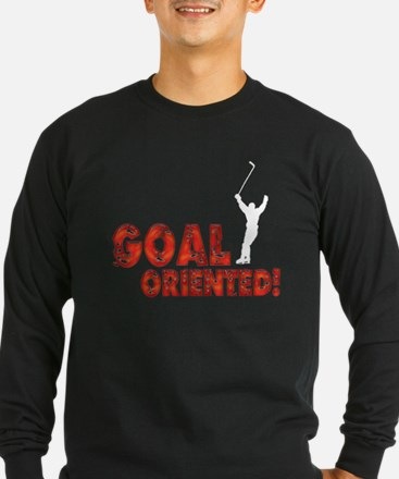 Goal Oriented Long Sleeve T-Shirt