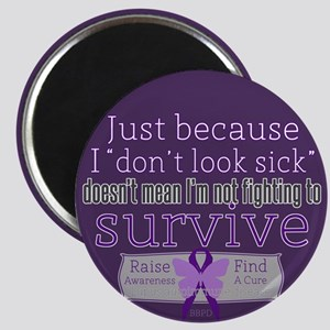 Fight to Survive Lupus Magnets