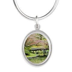 Cherry Blossom Bridge Necklaces