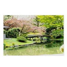 Cherry Blossom Bridge Postcards (Package of 8)