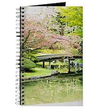 Cherry Blossom Bridge Journal
