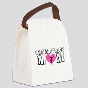 Gymnastics Mom Canvas Lunch Bag