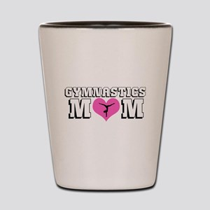 Gymnastics Mom Shot Glass