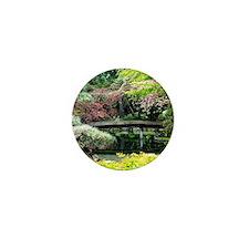 Blossoms and Bridge Mini Button (100 pack)