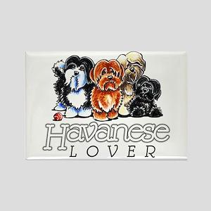Havanese Lover Magnets