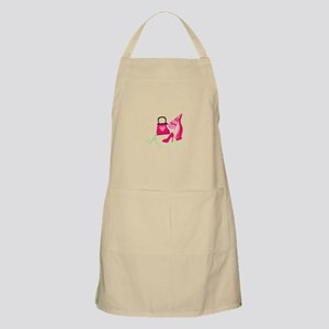 A is for Accessories Apron