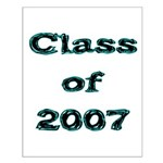 Class of 2007 Small Poster