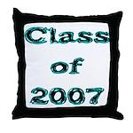 Class of 2007  Throw Pillow