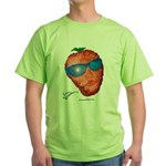 Cool Strawberry Green T-Shirt