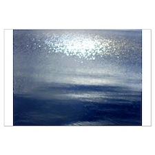 Dawn at sea Posters