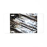 Glittering Aluminum License Plate