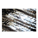 Glittering Postcards (Package of 8)