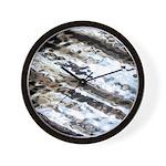 Glittering Wall Clock