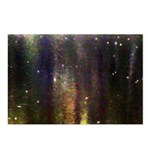 In the fog Postcards (Package of 8)