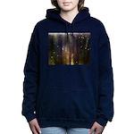 In the fog Women's Hooded Sweatshirt