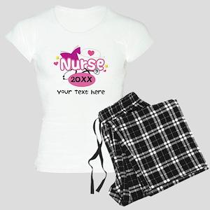 Personalized Nurse Graduation Pajamas
