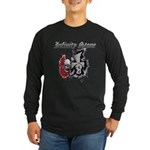Infinity Stone Long Sleeve Dark T-Shirt
