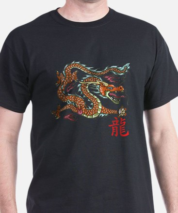 Chinese Dragon NEW red T-Shirt