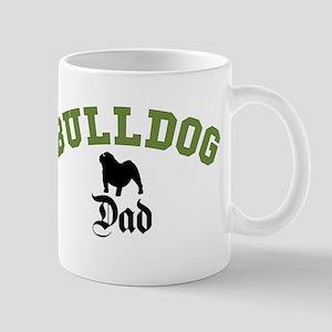 E Bulldog Dad 3 Mug