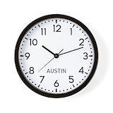 Austin Basic Clocks