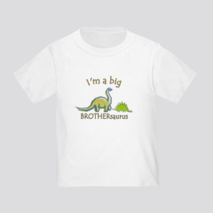 I'm a Big Brother Dinosaur Toddler T-Shirt