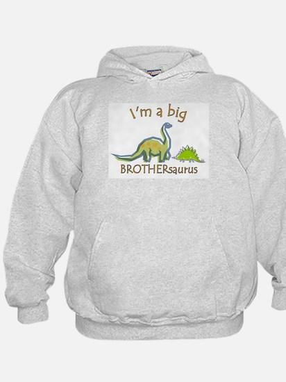I'm a Big Brother Dinosaur Hoody