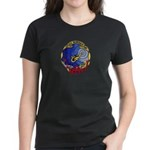 USS BLUEBACK Women's Dark T-Shirt