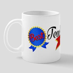 Best Teacher Ever Custom Mugs