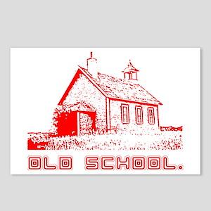 Old School Postcards (Package of 8)
