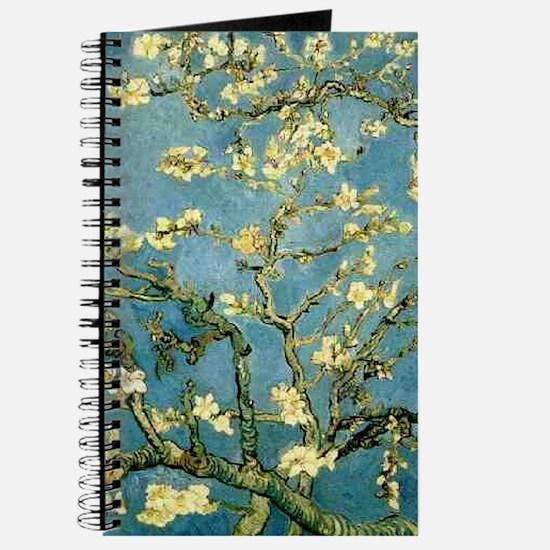 VanGogh Almond Blossoms Journal
