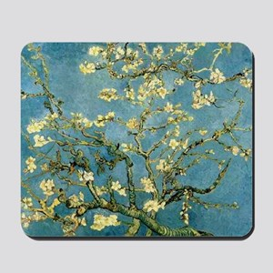 VanGogh Almond Blossoms Mousepad