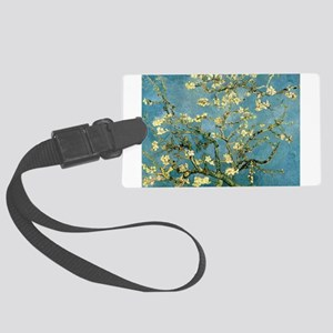 VanGogh Almond Blossoms Luggage Tag