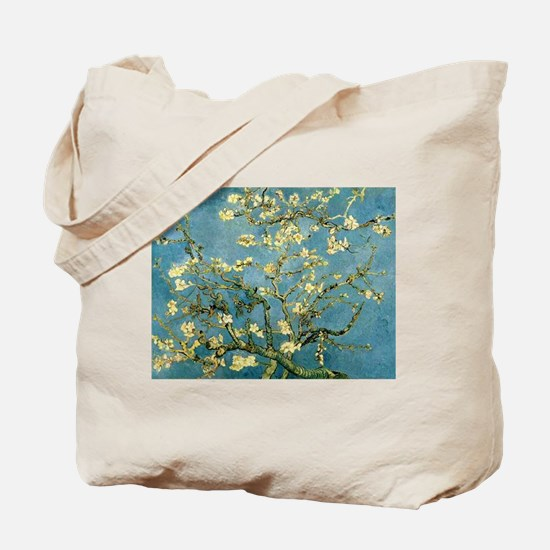VanGogh Almond Blossoms Tote Bag