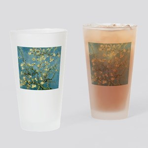VanGogh Almond Blossoms Drinking Glass