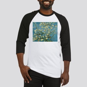 VanGogh Almond Blossoms Baseball Jersey