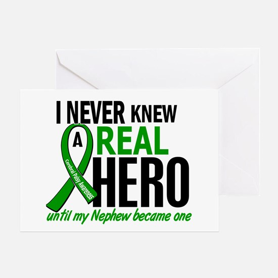 Cerebral Palsy Real Hero 2 Greeting Card