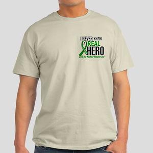 Cerebral Palsy Real Hero 2 Light T-Shirt