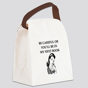 1A Canvas Lunch Bag